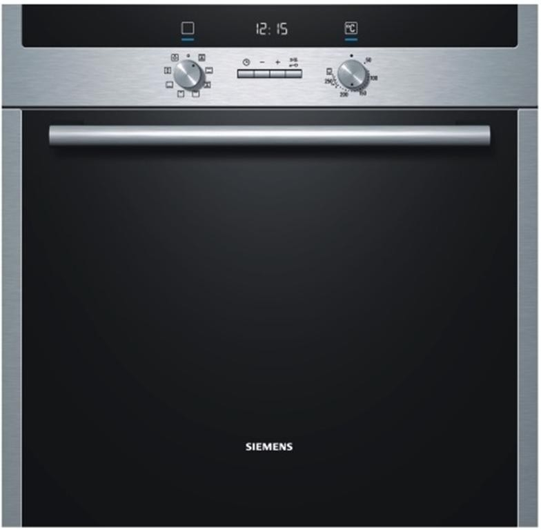 siemens hb23gb540 60 cm einbau backofen eek a ebay. Black Bedroom Furniture Sets. Home Design Ideas