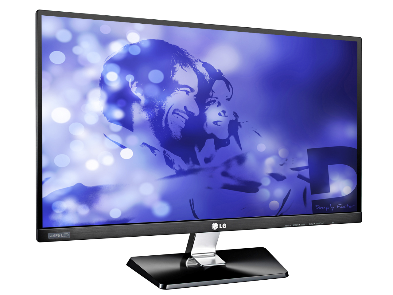 lg ips237l led monitor 23 hdmi ips panel h ndler rechnung teildefekt 17674 ebay. Black Bedroom Furniture Sets. Home Design Ideas