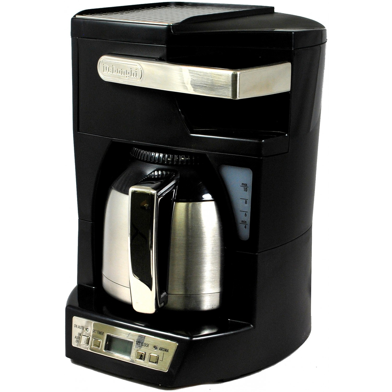 DeLonghi ICM 40 T Filter Coffee Machine with Timer 900 W New With Box Dealer eBay