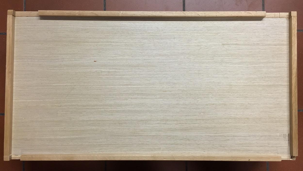 dovestyle schublade 900mm eiche mit soft close vollauszug h ndler d10785 ebay. Black Bedroom Furniture Sets. Home Design Ideas