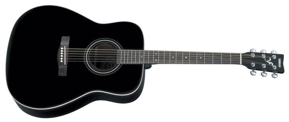 yamaha f370 akustikgitarre schwarz h ndler rechnung ebay. Black Bedroom Furniture Sets. Home Design Ideas