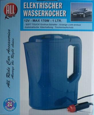 kfz wasserkocher 12v auto wasser kocher camping reise. Black Bedroom Furniture Sets. Home Design Ideas