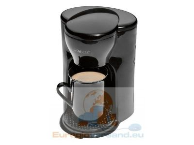 clatronic 1 tassen kaffeeautomat single kaffeemaschine tasse kaffee maschine ebay. Black Bedroom Furniture Sets. Home Design Ideas