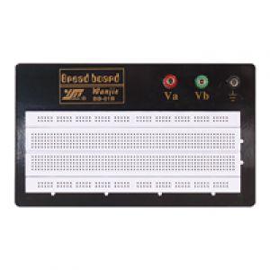 Laborsteckboard 640/200 Kontakte Platine Labor Steckboard Board Steckbrett Brett