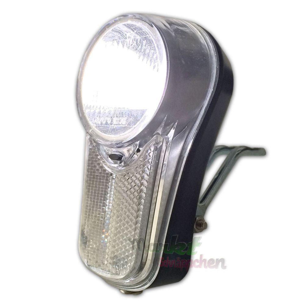 fahrrad beleuchtung set stvzo batterien scheinwerfer r ckleuchte fahrradlampe ebay. Black Bedroom Furniture Sets. Home Design Ideas