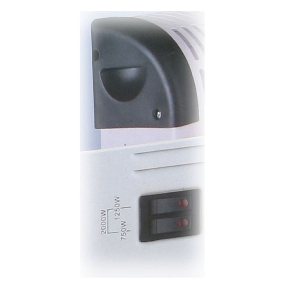 2000w elektroheizung heizung heizl fter heizger t strom heizk rper heizstrahler ebay. Black Bedroom Furniture Sets. Home Design Ideas