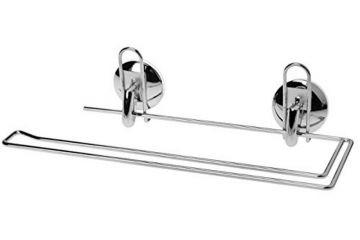 flexibler k chenrollenhalter halter k chenrolle rollenhalter rollenhalterung ebay. Black Bedroom Furniture Sets. Home Design Ideas