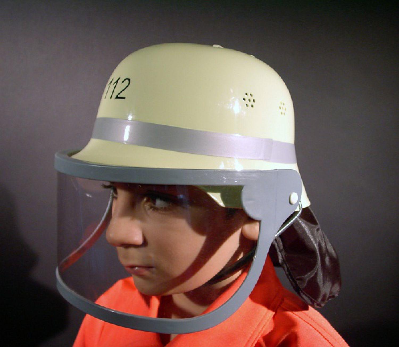 Deutscher Feuerwehr Helm Feuerwehrmann Kopfbedeckung Hut