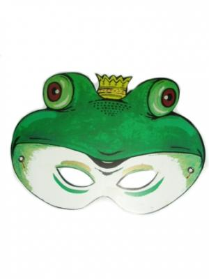 Details zu Augenmaske Frosch Maske 5791