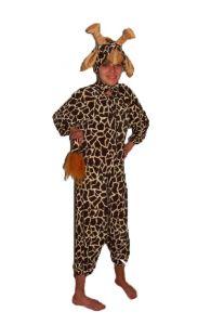 Giraffe Kostüm für Kinder Faschingskostüme 4121v