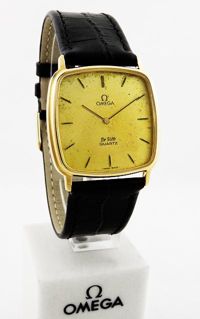 Omega Quartz Uhr