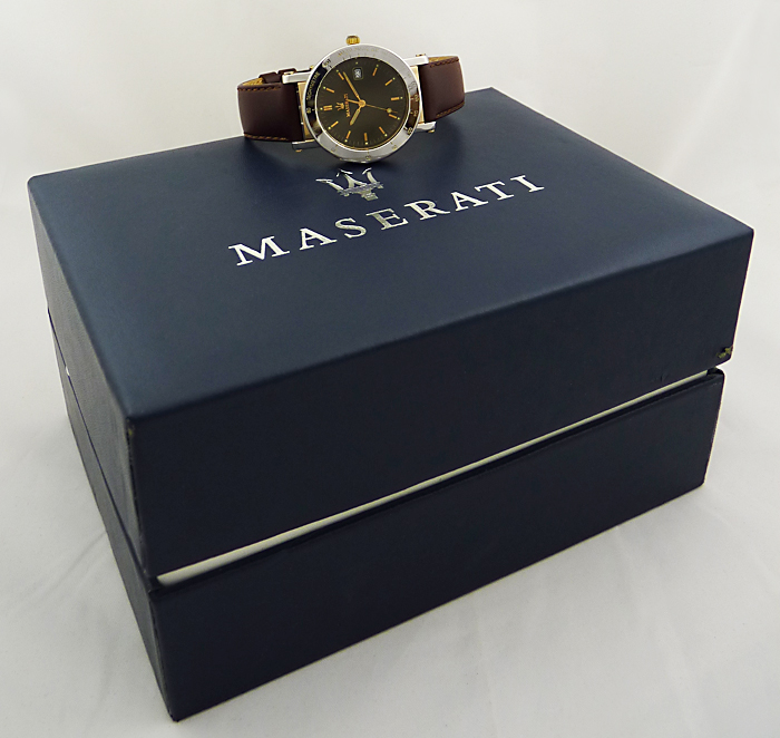 maserati official timepiece ghibli lusso orologio uomo. Black Bedroom Furniture Sets. Home Design Ideas
