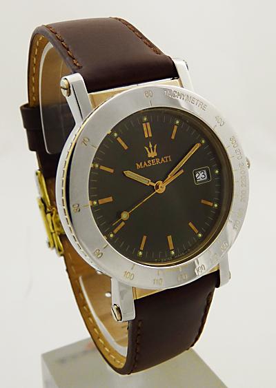 maserati official timepiece ghibli luxus herren uhr. Black Bedroom Furniture Sets. Home Design Ideas