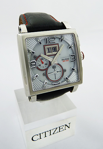 Citizen eco drive twin date for Franck muller meuble