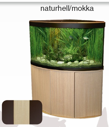 fluval venezia 190 combi naturhell moka ebay. Black Bedroom Furniture Sets. Home Design Ideas
