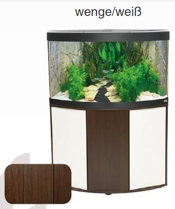 fluval venezia 190 kombi wenge wei ebay. Black Bedroom Furniture Sets. Home Design Ideas