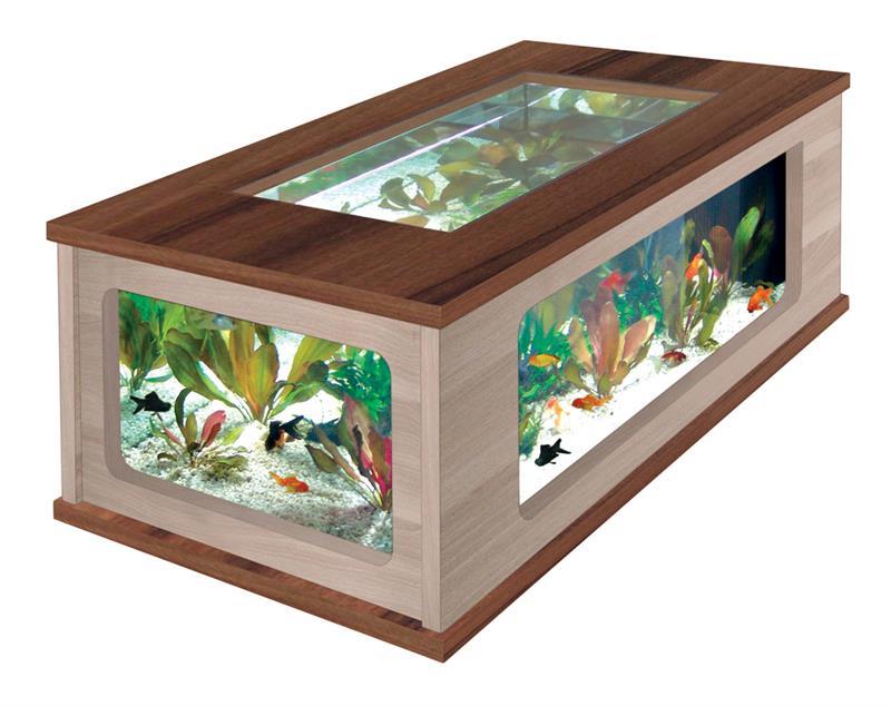 Aquatlantis Aquatable 130 Aquariumtisch Aquarium Komplettset Versch Dekors
