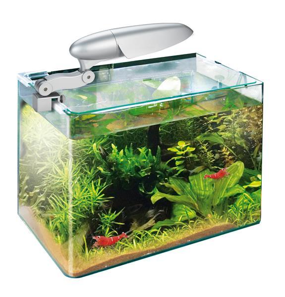 Wave box river cosmos nano aquarium komplettset for Aquarium komplettset
