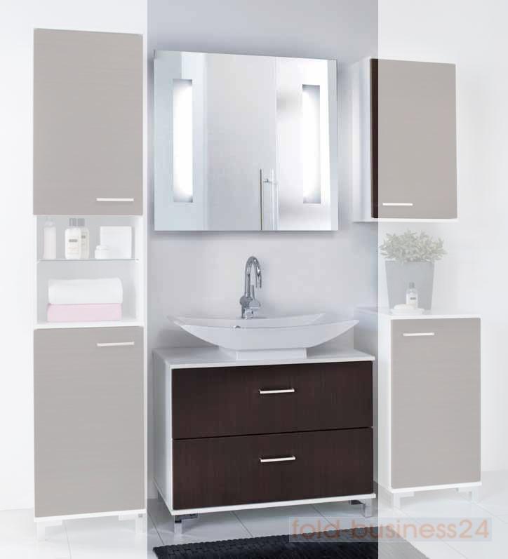 badm bel fackelmann xenia set 3 teilig zerlegt stehend. Black Bedroom Furniture Sets. Home Design Ideas