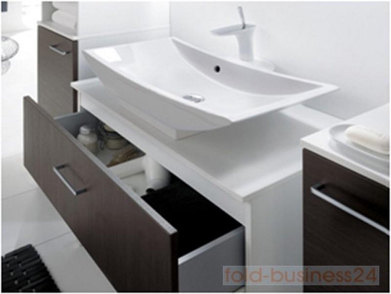 badm bel fackelmann xenia set 2 tlg waschtisch unterschrank ebay. Black Bedroom Furniture Sets. Home Design Ideas