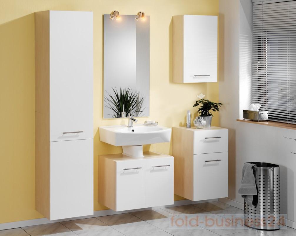 badm bel fackelmann active shiny set 6 spiegel beleuchtet sparset ebay. Black Bedroom Furniture Sets. Home Design Ideas