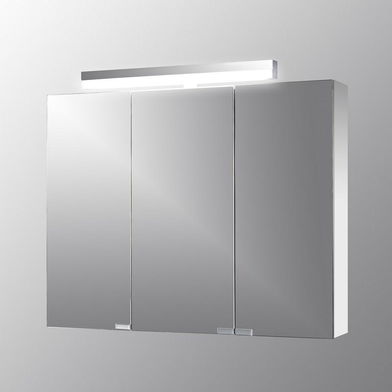 Schildmeyer badm bel mona spiegelschrank 90 weiss glanz - W schildmeyer badmobel ...