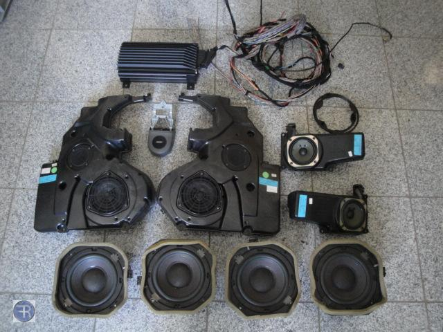 mercedes w140 bose soundsystem system lautsprecher top ebay. Black Bedroom Furniture Sets. Home Design Ideas