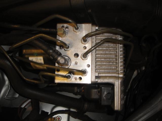 Sbc bremse mercedes w211 for Mercedes benz sensotronic brake control sbc