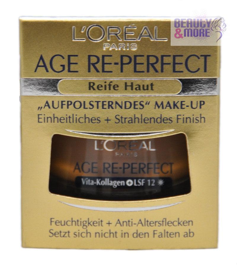 loreal age re perfect make up reife haut 240 rose sand ebay. Black Bedroom Furniture Sets. Home Design Ideas