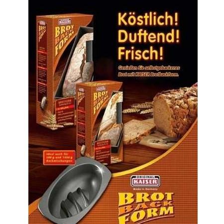 1500 g brotbackform kastenform kuchenform backform eckig 35 cm ebay. Black Bedroom Furniture Sets. Home Design Ideas