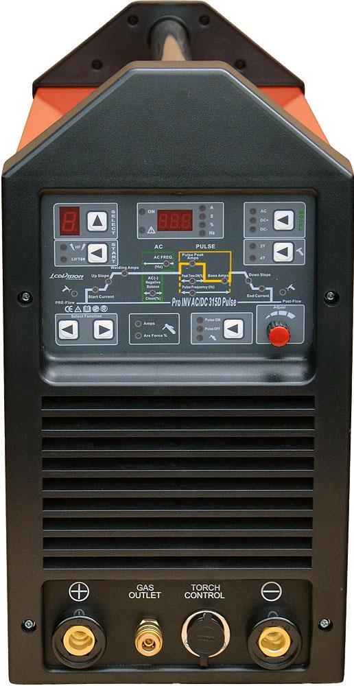digital pro inv ac dc 315p wig tig puls e hand inverter. Black Bedroom Furniture Sets. Home Design Ideas
