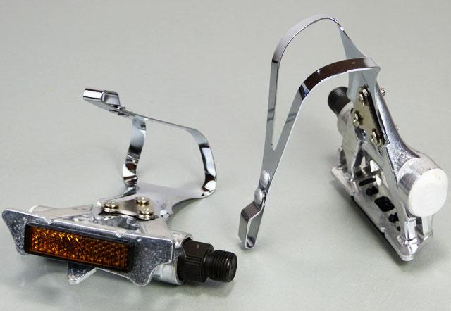 fahrrad pedale schlaufen riemen aluminium ebay. Black Bedroom Furniture Sets. Home Design Ideas