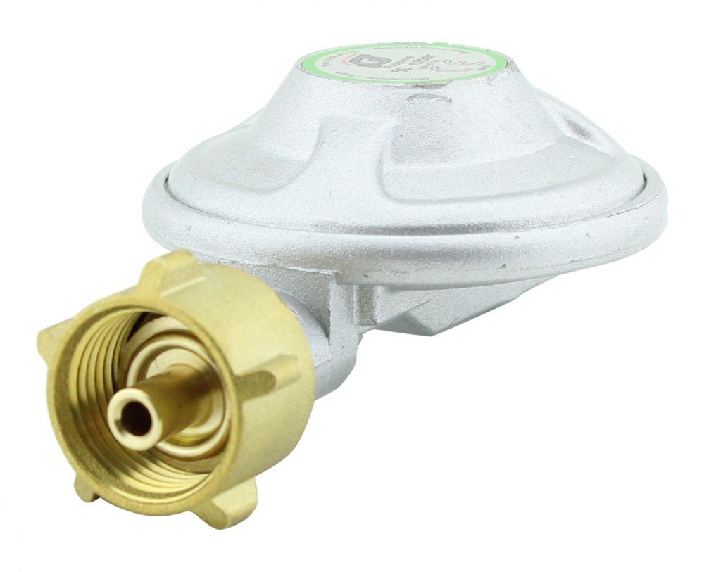 50mbar gas druckregler druckminderer camping propan butan gasregler 1 4 ebay. Black Bedroom Furniture Sets. Home Design Ideas