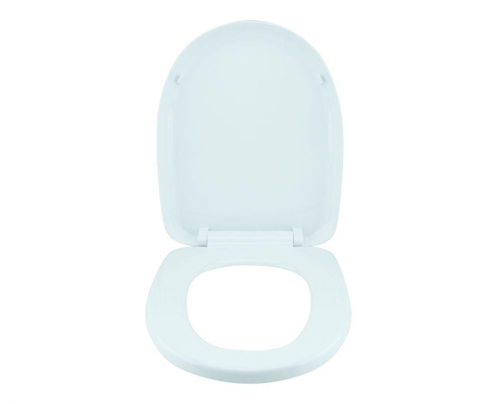 toilettensitz wc sitz klobrille brille deckel toilettendeckel absenkautomatik ebay. Black Bedroom Furniture Sets. Home Design Ideas