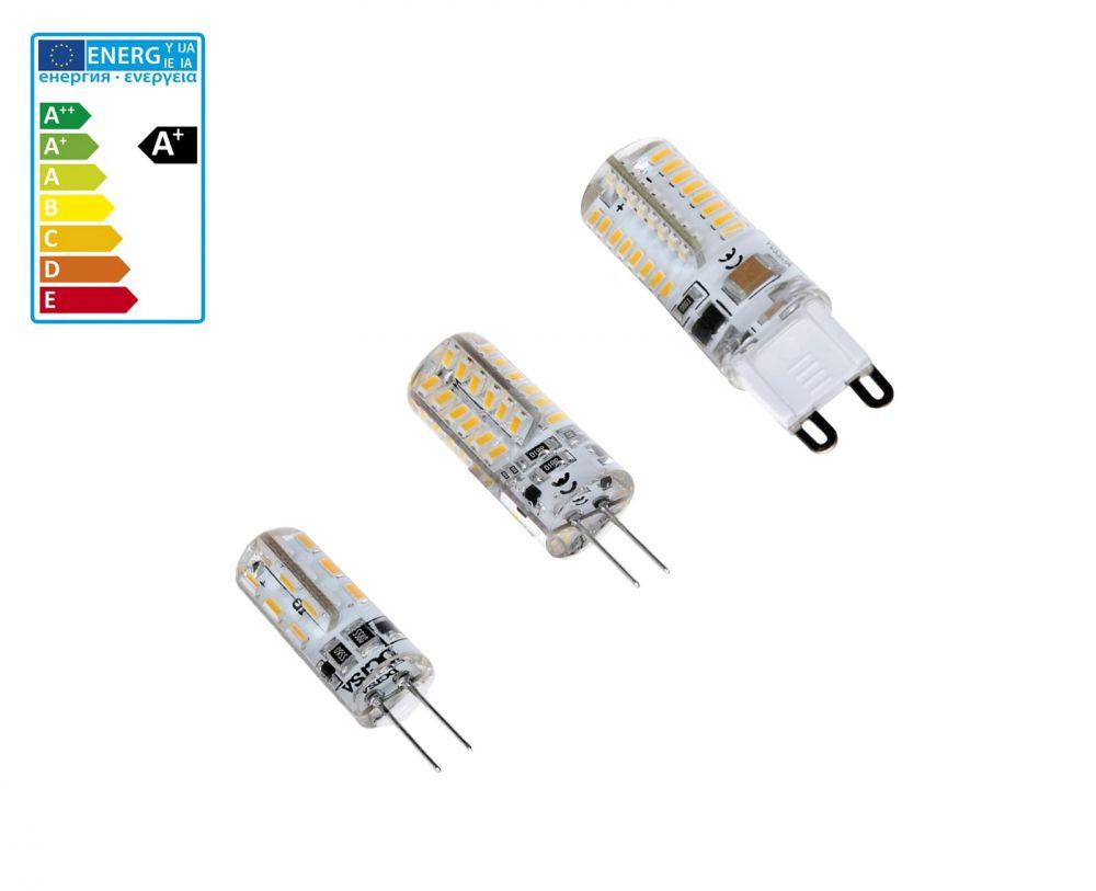 10 st ck g4 g9 led leuchtmittel stiftsockel smd sockel birne strahler spot lampe. Black Bedroom Furniture Sets. Home Design Ideas