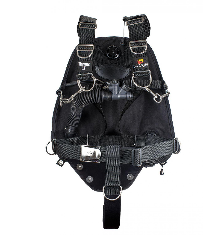 Dive rite nomad lt sidemount system 2015 bc4540 ebay - Dive rite sidemount ...