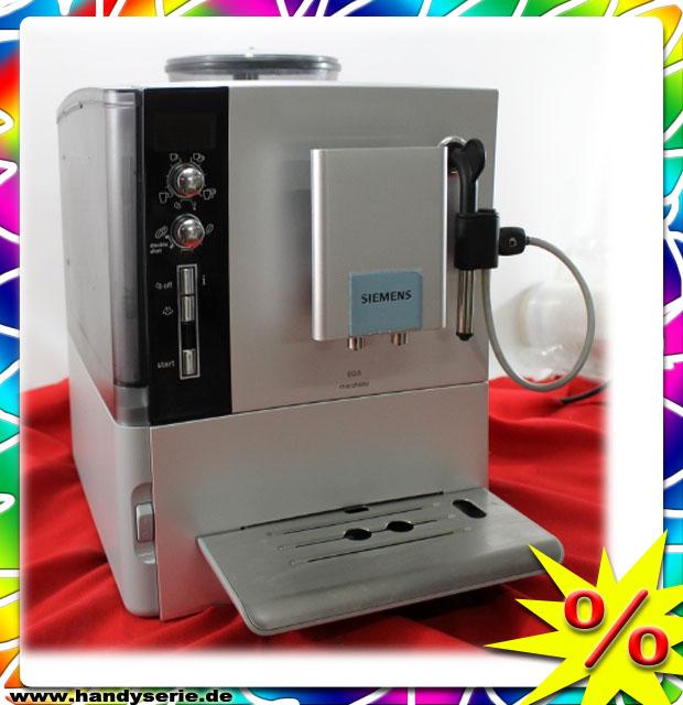 siemens te503501de espresso kaffeevollautomat eq 5 macchiato 1600 watt max ebay. Black Bedroom Furniture Sets. Home Design Ideas