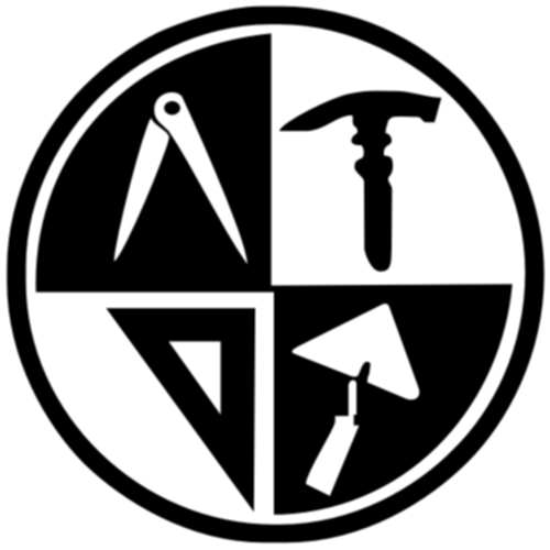 Dachdecker zunftzeichen tattoo  Maurer Zunft Symbol Auto Aufkleber Car Tattoo Logo | eBay