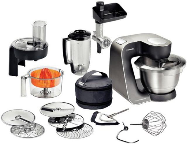 bosch mum 57860 home professional kitchen appliance new. Black Bedroom Furniture Sets. Home Design Ideas