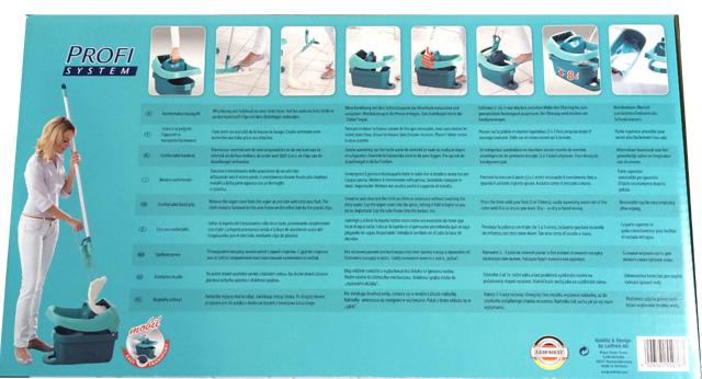 leifheit 55076 profi evo wischtuchpresse mit rollen neu ovp ebay. Black Bedroom Furniture Sets. Home Design Ideas