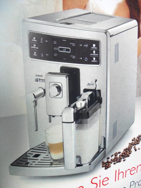 philips saeco hd 8946 01 xelsis digital kaffeevollautomat edelstahl neu ovp ebay. Black Bedroom Furniture Sets. Home Design Ideas