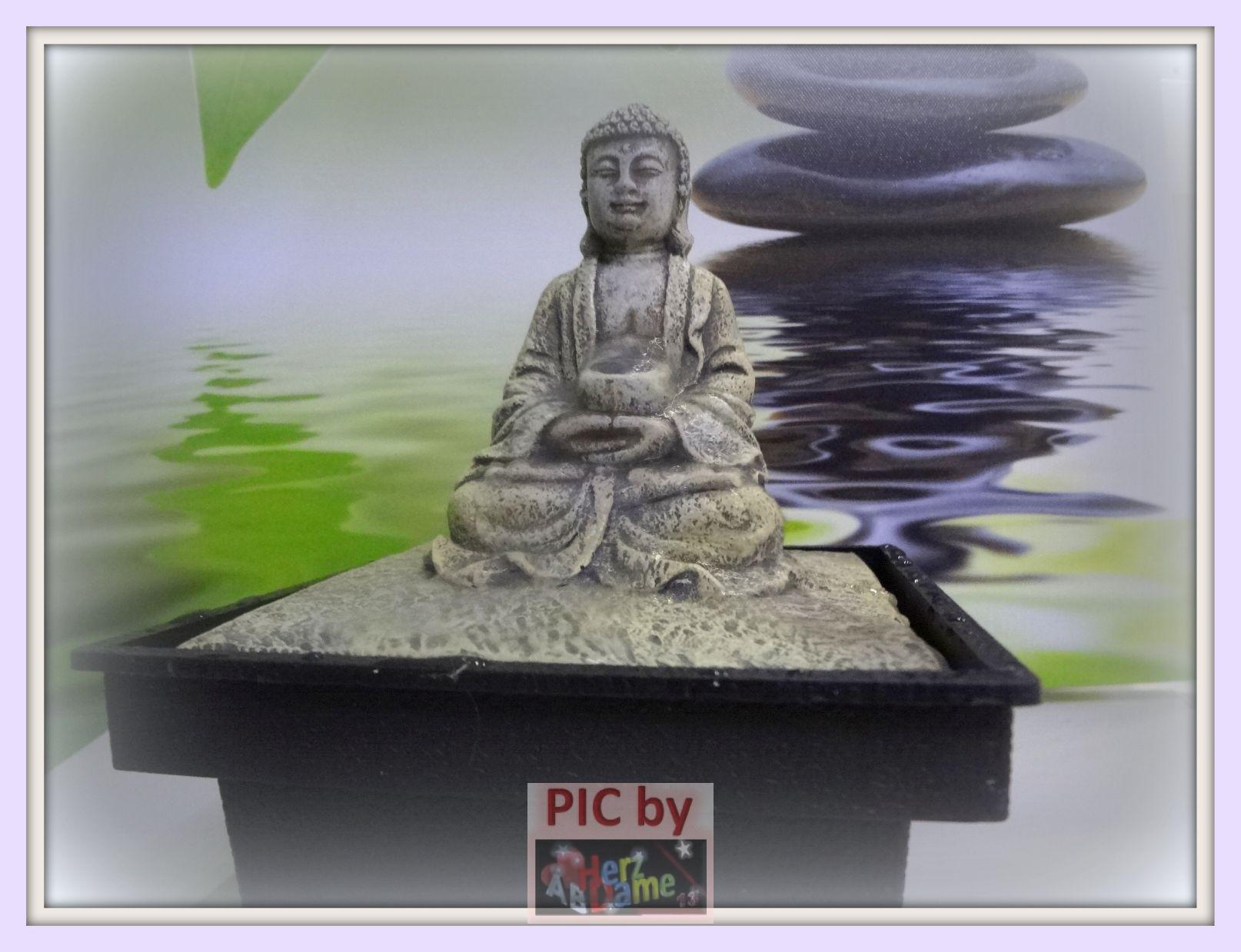 ab474b meditation raum deko kleiner zimmerbrunnen buddha. Black Bedroom Furniture Sets. Home Design Ideas