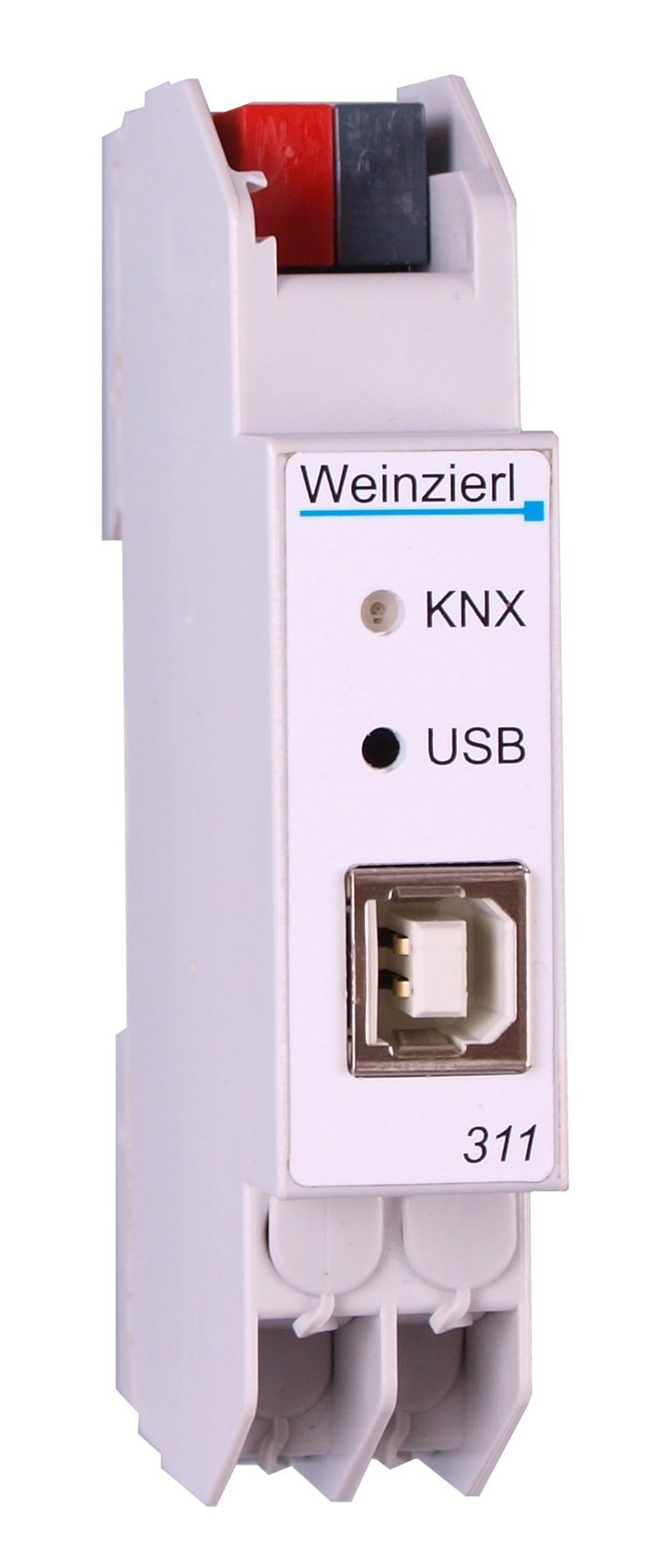 weinzierl 311 knx usb interface reg art nr 5117 ebay. Black Bedroom Furniture Sets. Home Design Ideas