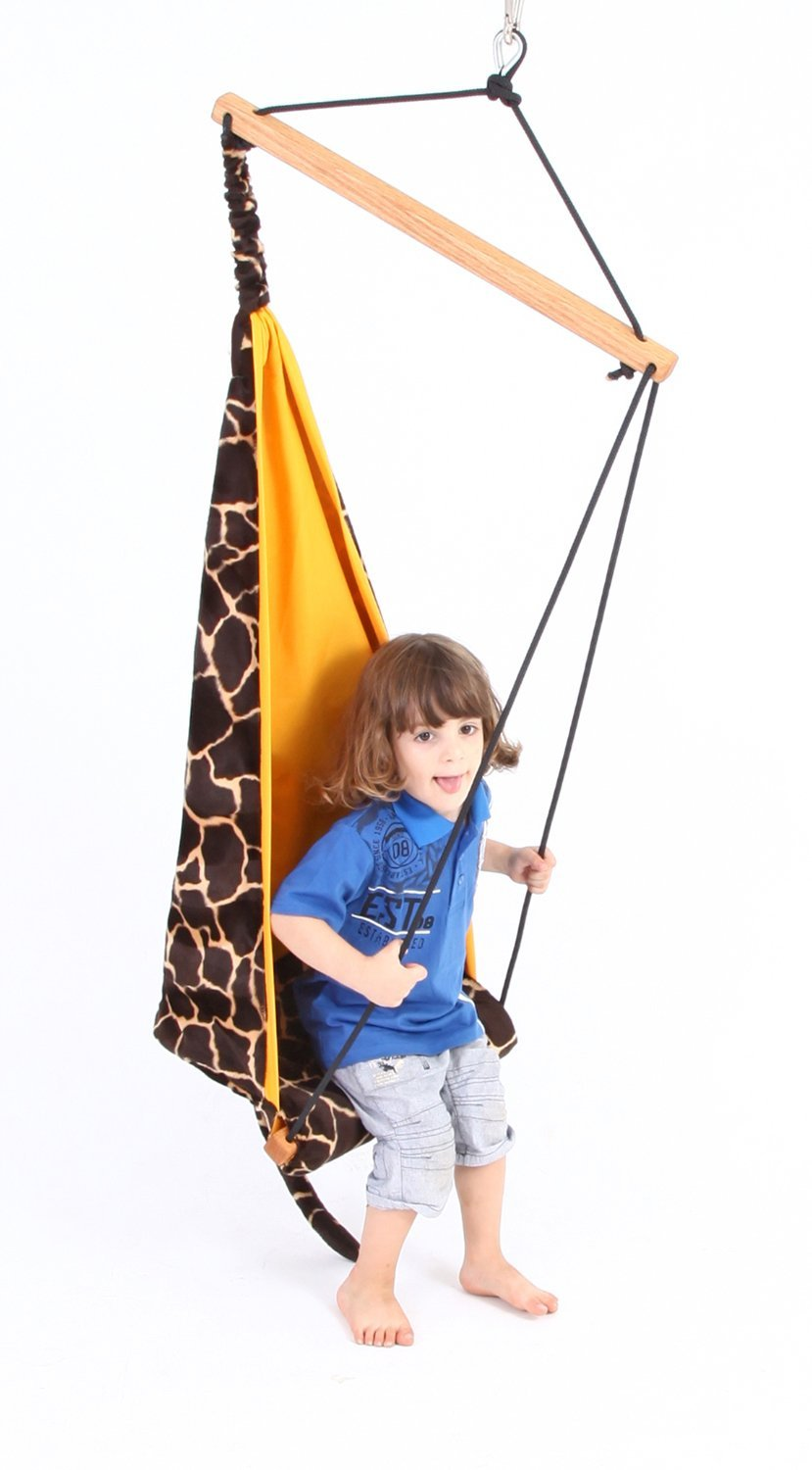 amazonas hamac pour enfants suspendu mini girafe ebay. Black Bedroom Furniture Sets. Home Design Ideas