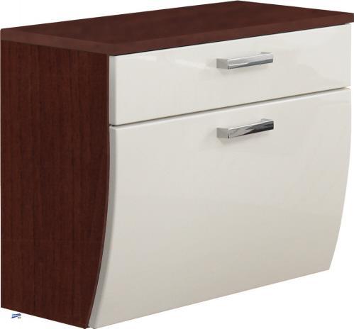 badezimmer unterschrank h ngende montage badschrank 70x53x30 h ngeschrank 5611 ebay. Black Bedroom Furniture Sets. Home Design Ideas