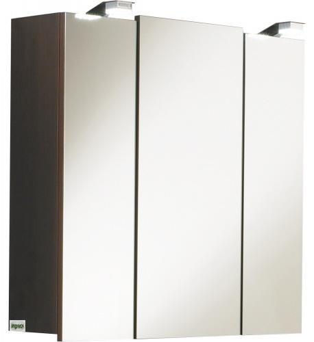 spiegelschrank 68x71x20cm steckdose led licht wandspiegel badspiegel 5423 ebay. Black Bedroom Furniture Sets. Home Design Ideas