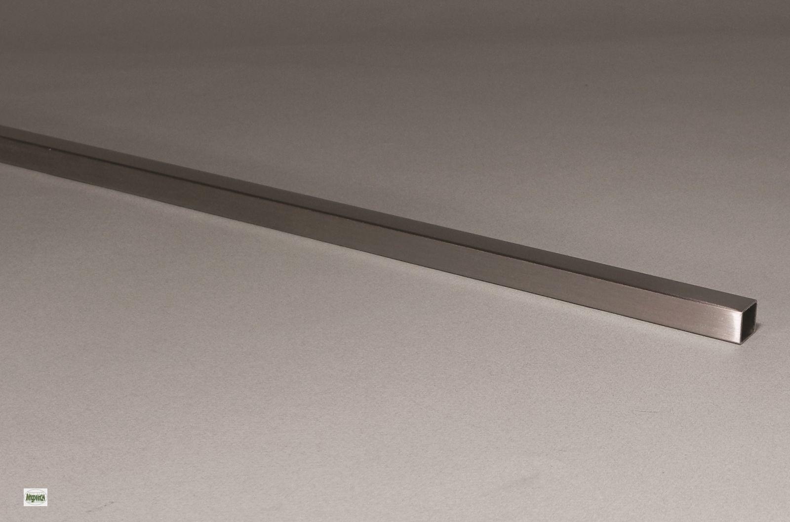 relingstange 120cm edelstahl geb rstet relingsystem quad k chenreling 42104 a ebay. Black Bedroom Furniture Sets. Home Design Ideas