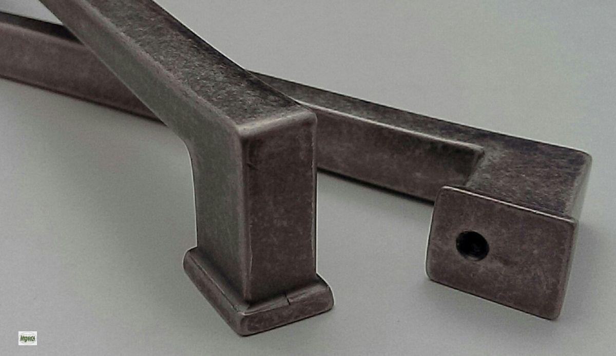 Küchengriffe Landhausstil ~ möbelgriffe ba 160mm küchengriffe silber antik antikgriff
