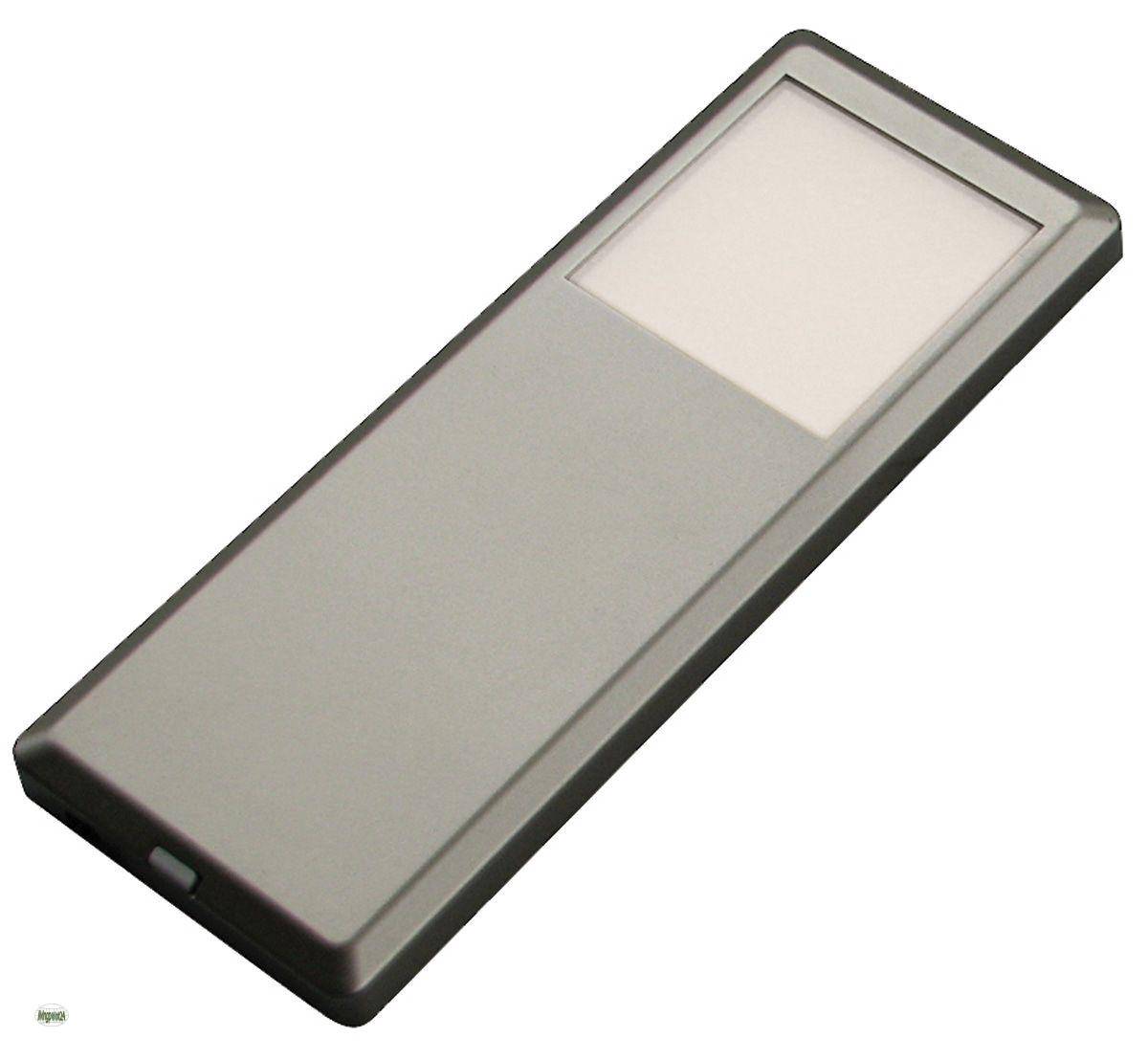 led unterbauleuchte 3w k chenleuchte pinto edelstahl optik einzelleuchte 540242 ebay. Black Bedroom Furniture Sets. Home Design Ideas