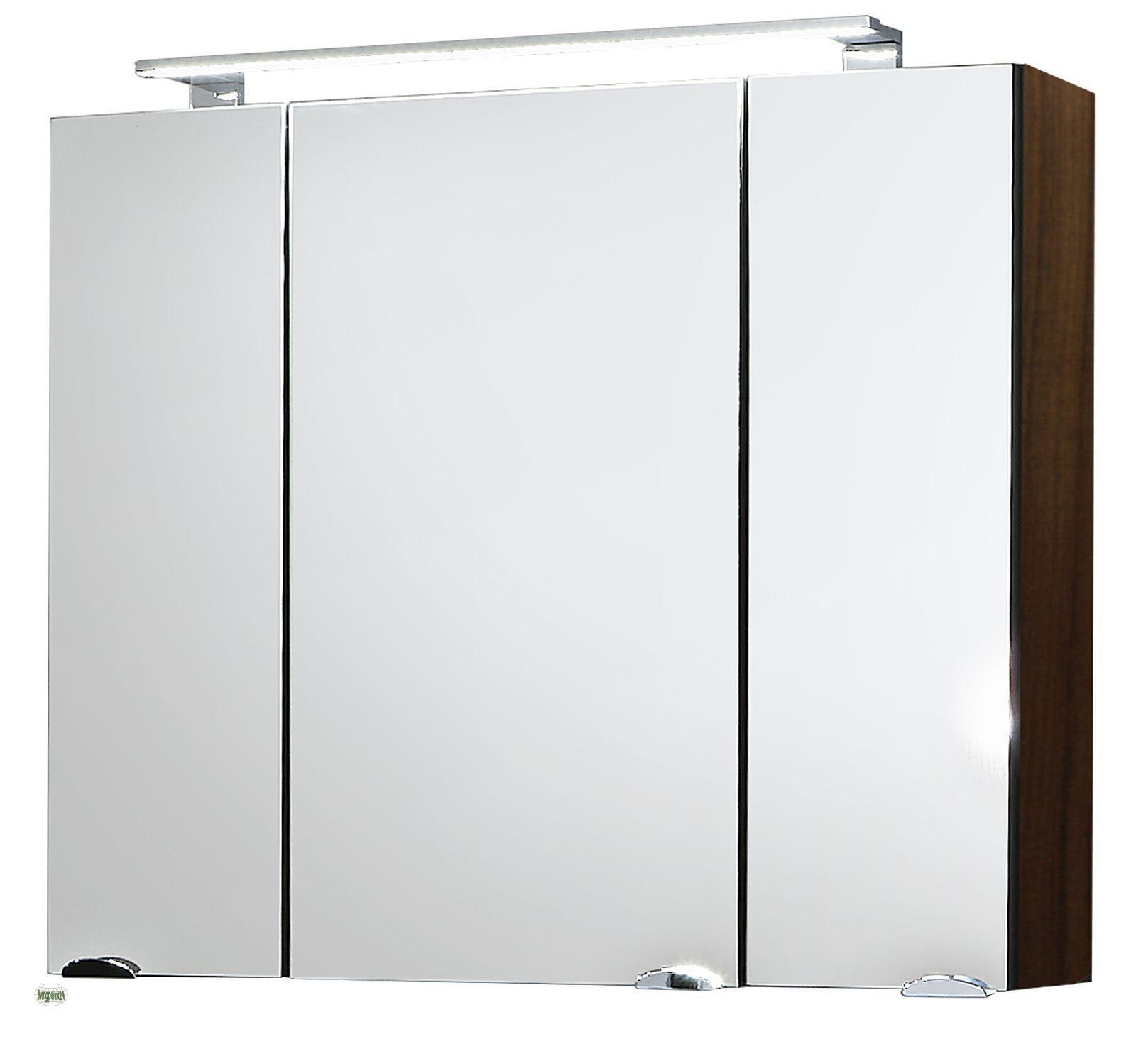 door mirror cabinet 80cm led lighting mirrors bathroom mirrors